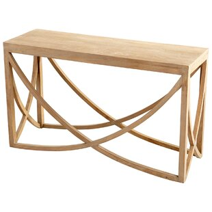 Lancet Console Table