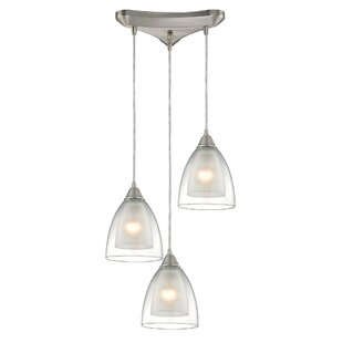 Albany 3-Light Cluster Pendant..