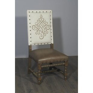 Fleur De Lis Living Clarina Upholstered Dining Chair