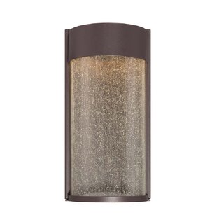 Modern Forms Rain 2-Light LED Outdoor Flush Mount