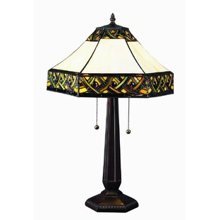 Preston 25 Metal Black Table Lamp