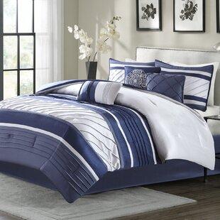 Darby Home Co Rendville 7 Piece Comforter Set