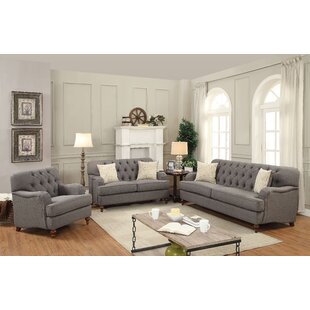 Darby Home Co Marybeth Configurable Livin..