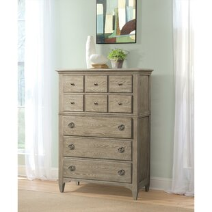 Highland Dunes Brenna 5 Drawer Chest