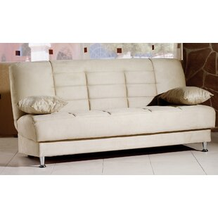 Shop For Manhart 3 Seat Sleeper Sofa by Ebern Designs Reviews (2019) & Buyer's Guide