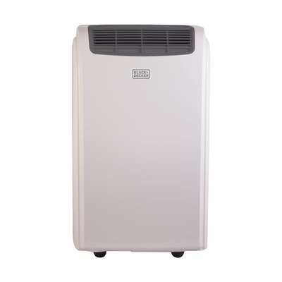 10000 BTU Cooling Energy Star Portable Air Conditioner with Remote Black Decker