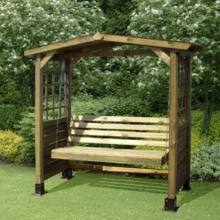 Review Varennes  2 Seater Timber Arbour