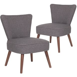 MacArthur Fabric Side Chair (Set of 2)