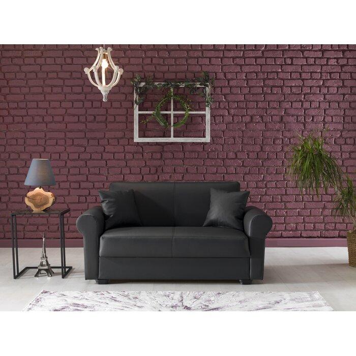 ZanowitZ Full Split Back Convertible Sofa