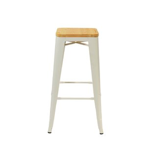Moody 76cm Bar Stool By Brambly Cottage