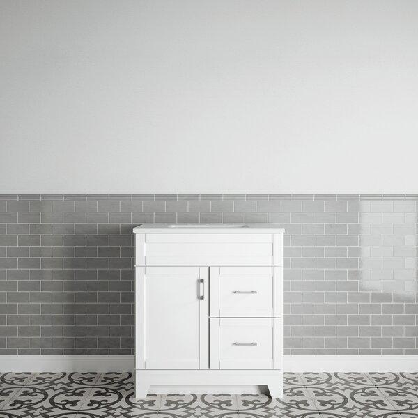 Rosecliff Heights Estelle 31 Single Bathroom Vanity Set Reviews Wayfair