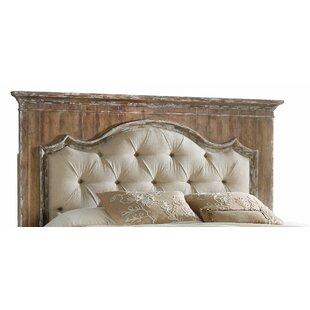 Hooker Furniture Chatelet Upholstered Mantle Panel Headboard