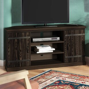 Bargain Esmeyer Corner TV Stand for TVs up to 60 by Millwood Pines Reviews (2019) & Buyer's Guide