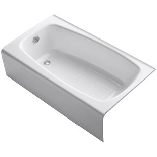Seaforth Alcove 54 x 31 Soaking Bathtub ByKohler