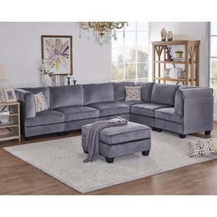Arleen Modular Sectional with Ottoman