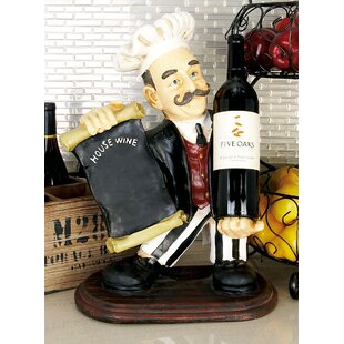 Polystone Chef 1 Bottle Tabletop Wine Bot..