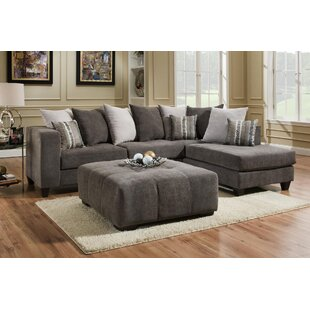 Lebaron Sectional by Red Barrel Studio