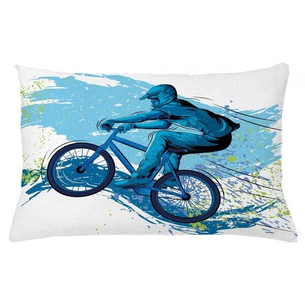 East Urban Home Sports Indoor Outdoor Lumbar Pillow Cover Wayfair