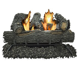 24 Inch Vent Free Gas Logs Wayfair