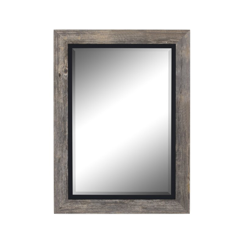 9f2b155ad8d15c Hilde Traditional Beveled Bathroom Mirror & Reviews | Joss & Main