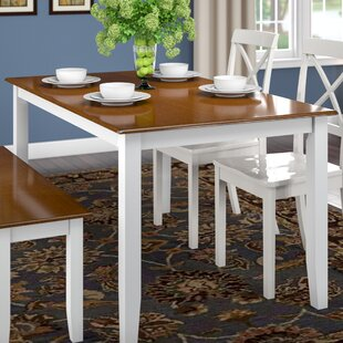 Hardcastle Dining Table by Three Posts Wonderful
