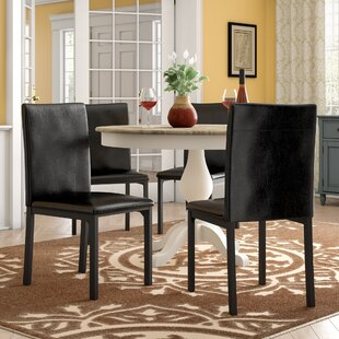Shopping for Nydam Upholstered Dining Chair (Set of 4) by Red Barrel Studio Reviews (2019) & Buyer's Guide