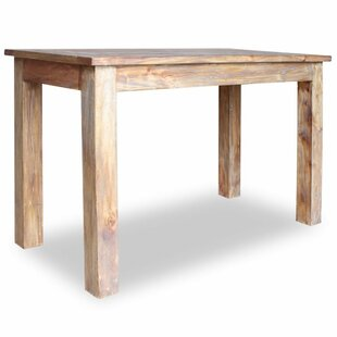 Foxx Solid Reclaimed Wood Dining Table By Union Rustic