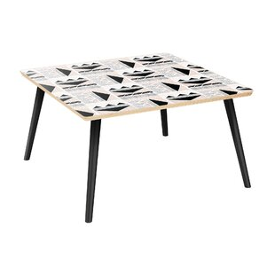 Bungalow Rose Hugley Coffee Table