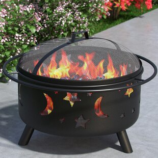 Regal Flame Stars and Moon Outdoor Steel ..