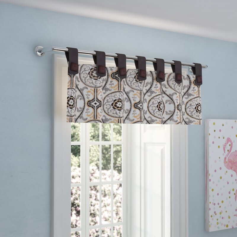 Darby Home Co Gilberto 50 Window Valance Reviews Wayfair