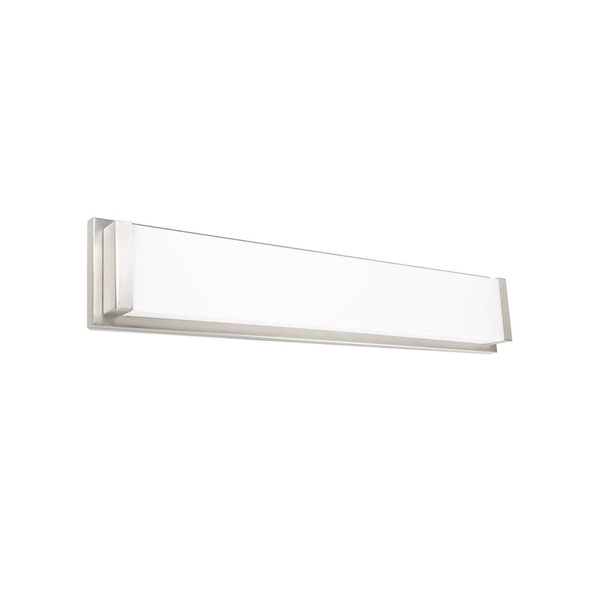 Wac Limited Metro Led Energy Star Bathroom Vanitywall Light Reviews Wayfair