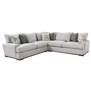 Arkose Symmetrical Sectional by Wrought Studio SKU:BD260890 Price Compare