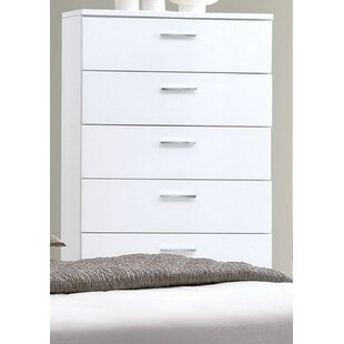 Dias 5 Drawer Chest