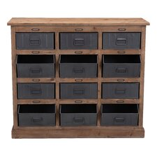 Nanteuil 12 Drawer Cabinet by Gracie Oaks