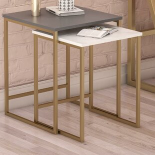 Scarlett 2 Piece Nesting Tables