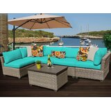 Rochford 6 Piece Sectional Seating Group with Cushions