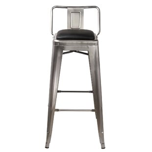 Compare Mcsherry 30 Bar Stool by Williston Forge Reviews (2019) & Buyer's Guide