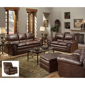 Pecan Street Configurable Living Room Set