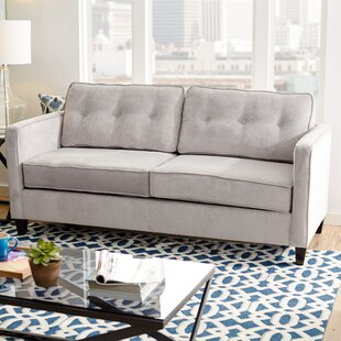 Shop Dengler Standard Sofa by Ebern Designs