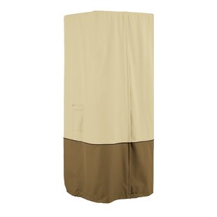 Stand-Up Water Resistant Patio Heater Cover