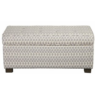 Hershman Tufted Storage Ottoman by Gracie Oaks