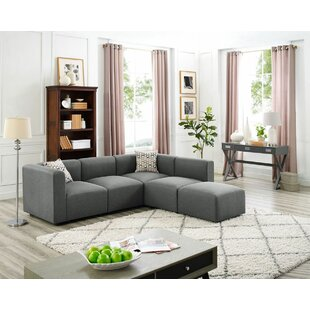 Kirby Modular Sectional with Ottoman