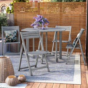 Zipcode Design Kirtland 5 Piece Dining Set