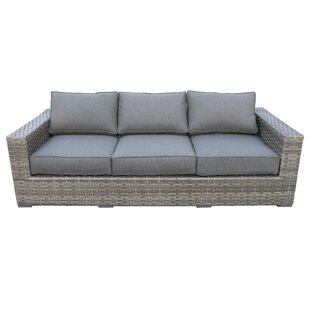 Brayden Studio Kaiser Sofa with Cushion