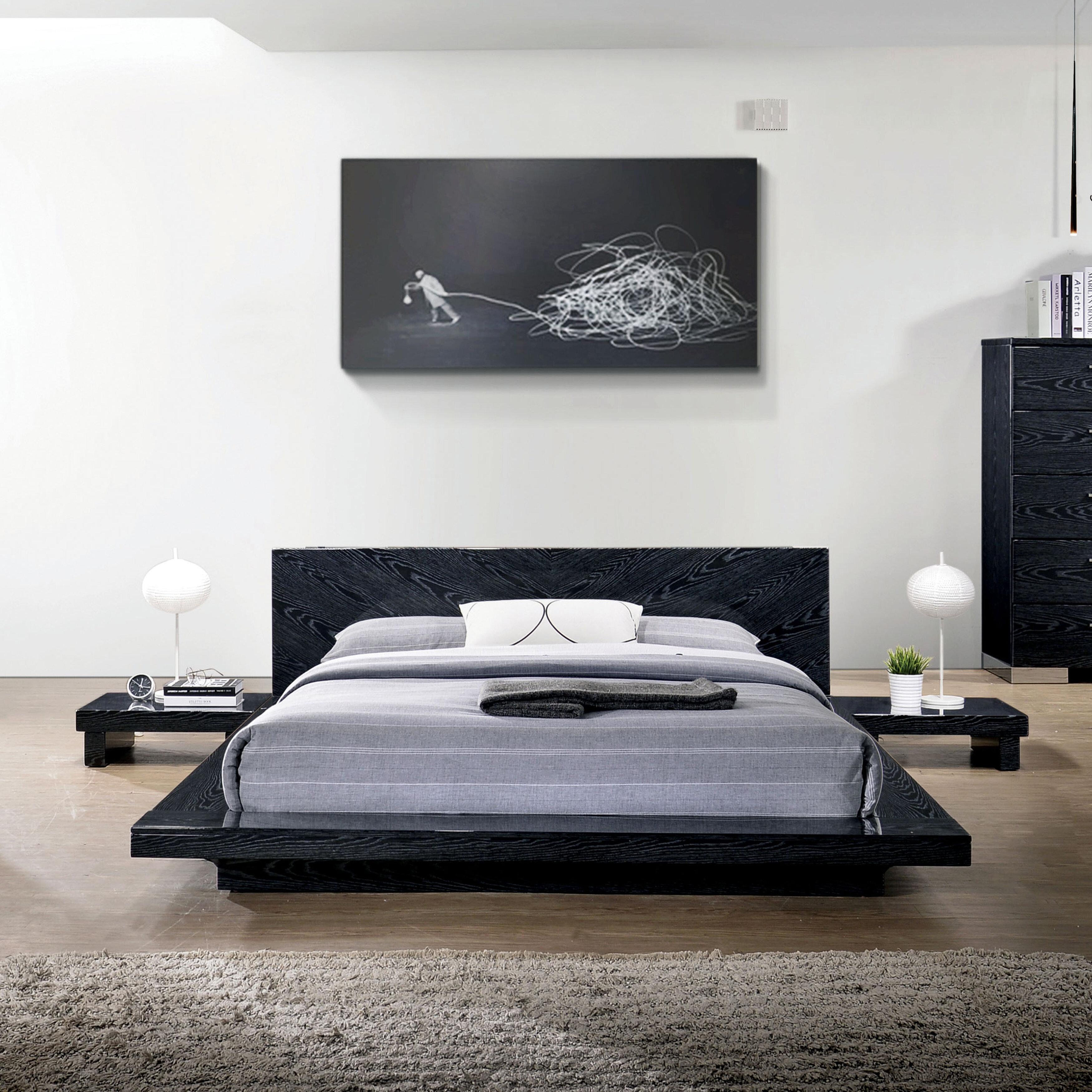 Orren Ellis Alayah Panel Configurable Bedroom Set Reviews Wayfair