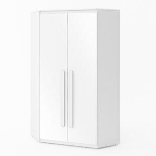 Replay 2 Door Corner Wardrobe By Symple Stuff