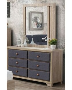 Anchor Rectangular Dressing Table Mirror By Brayden Studio