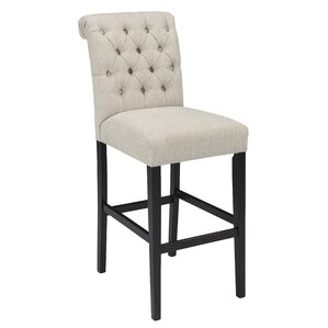 Urbana Tall Upholstered Bar Stool (Set of 2) by Darby Home Co