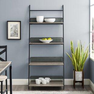 Bennington Ladder Bookcase By Blue Elephant