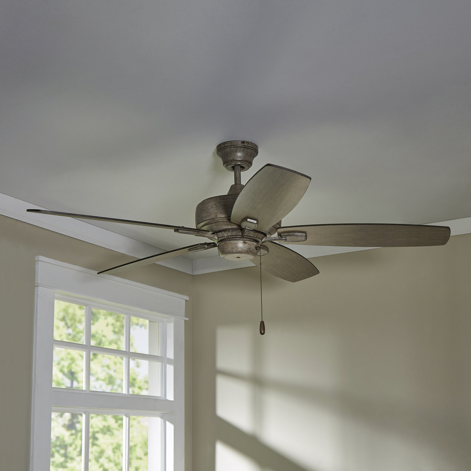 Alcott Hill Bunting 5 Blade Ceiling Fan & Reviews